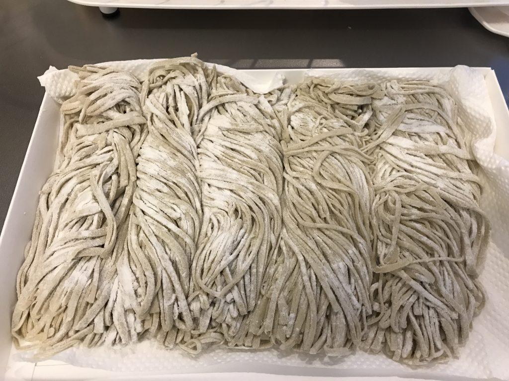 蕎麦(自家製)